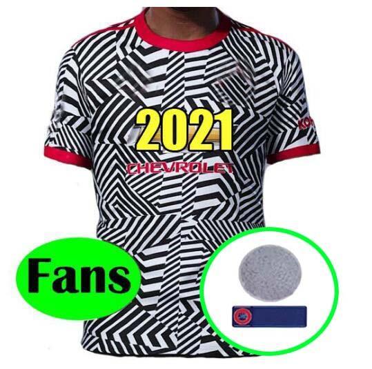 20 21 Third Fans