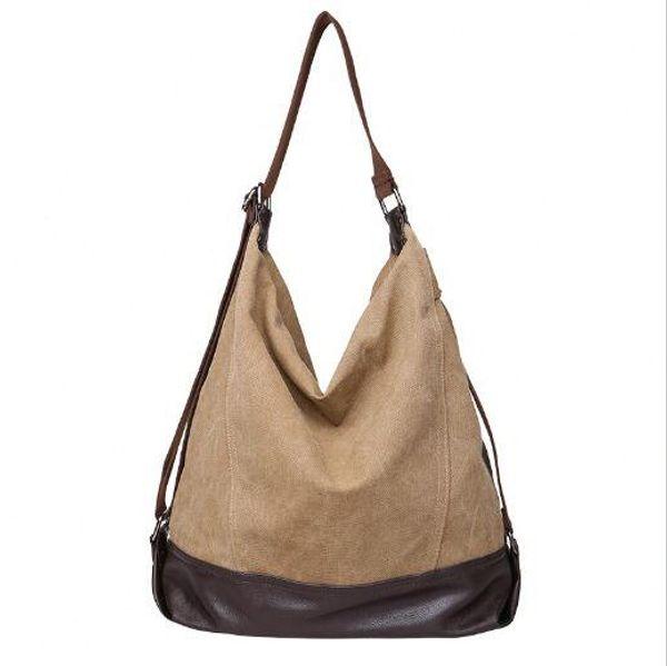 Khaki Frauentasche