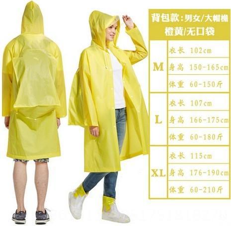 o saco é amarelo alaranjado