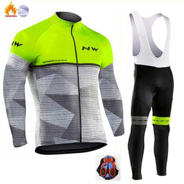 Winter Cycling suit9