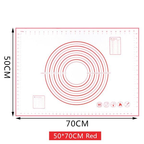 70x50cm kırmızı