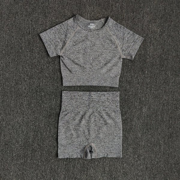 ShirtsShortsGray