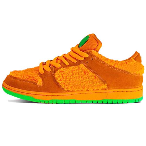 A2 Orange Bears 36-45