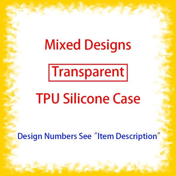 Transparent TPU Mixed