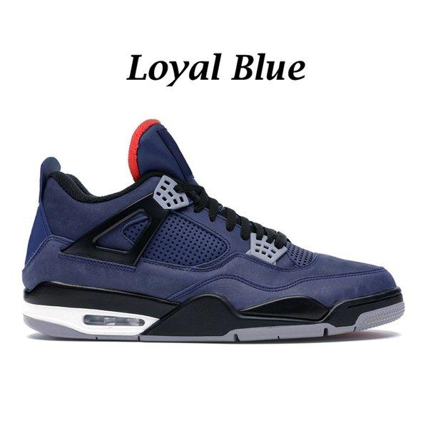 Blue leale