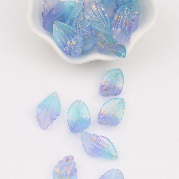 mavi-menekşe -10X22 yaprağı