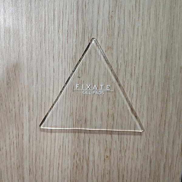 transparent (triangle