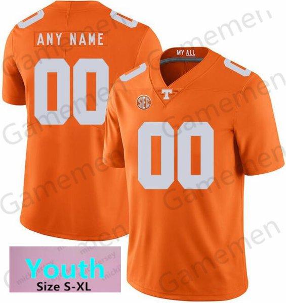Оранжевый молодежи