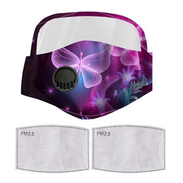 # 1 (1 + 2 Filtermaske pad)