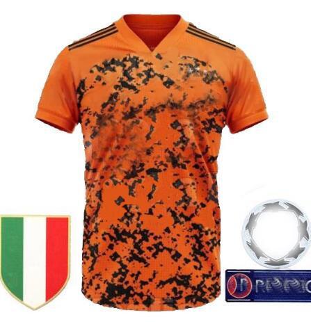 оранжевый с пятнами 2