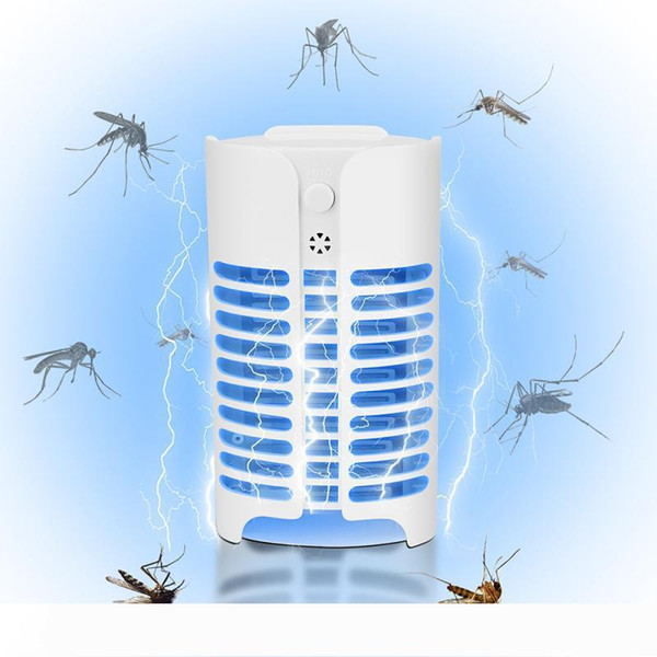 Anti-mosquito Lights Mosquito Killer Lamp Electric Shock Insect Killing Smart Home Trapping Mosquito Hotel Kitchen Summer