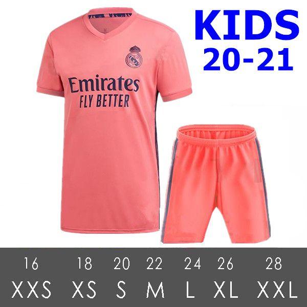 2020 AWAY- KIDS
