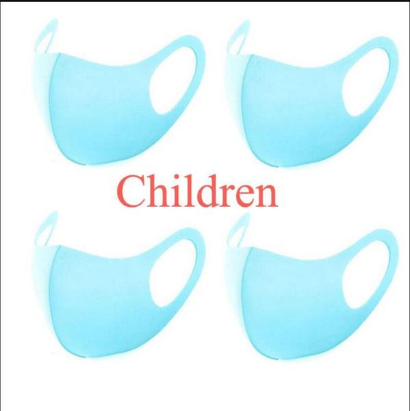 enfant bleu