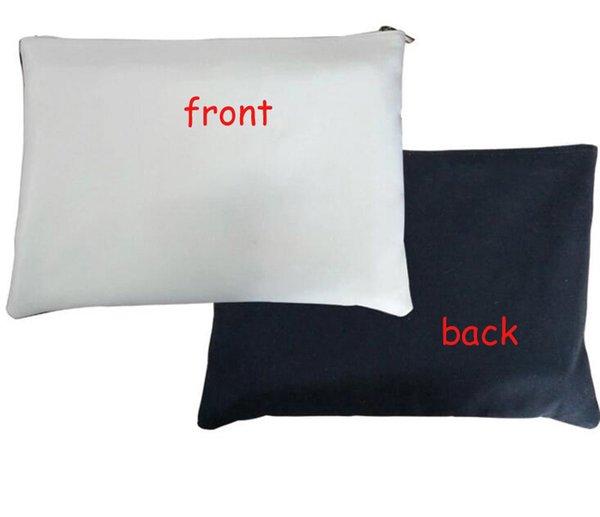 White(front white ,back black)