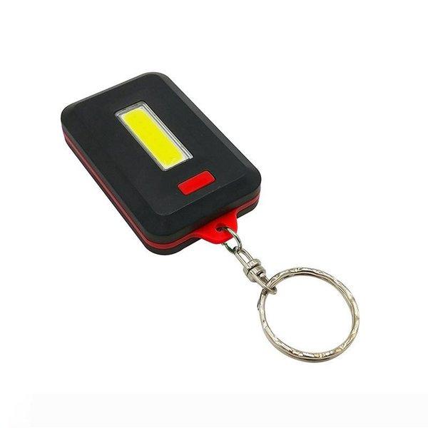 COB Keychain Light Mountaineering Backpack Light LED Night Light Keychain Flashlight Creative Night LED Chandelier