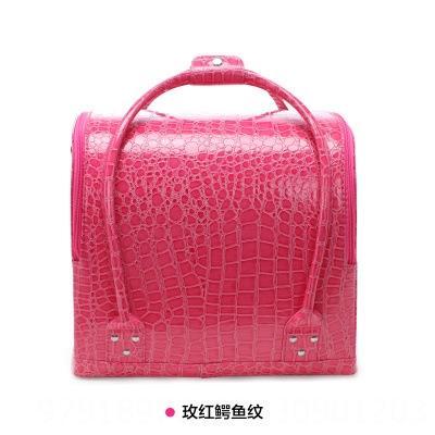 rose Red crocodile pattern