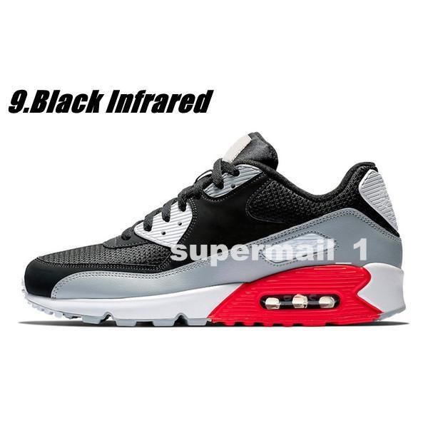 9.Black infrarouge 36-45