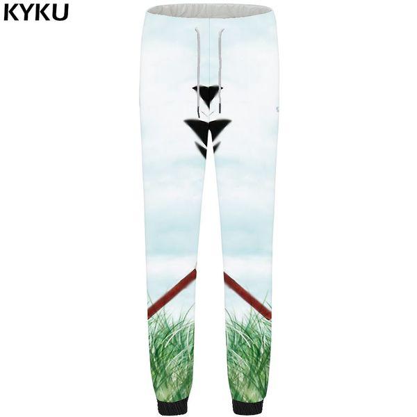 Hommes Pantalons 01