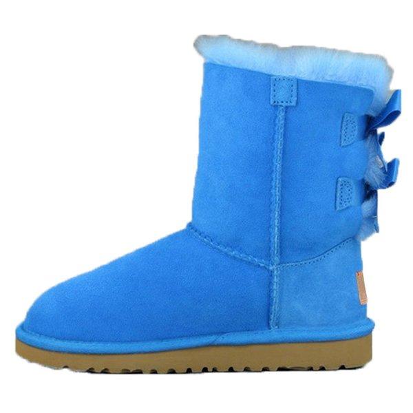B Bows Half Boots (9)