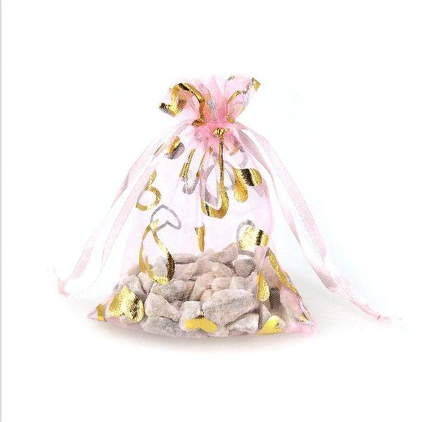 rosa 7x9cm (20 piezas)