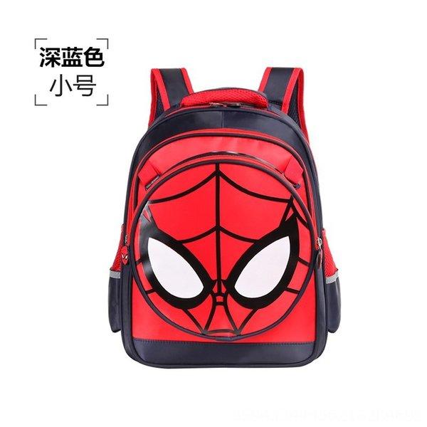 escudo-Spider-Man-oscuro trompeta azul