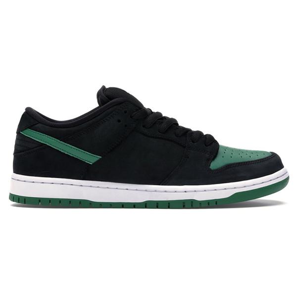 No.13- Black Pine Green