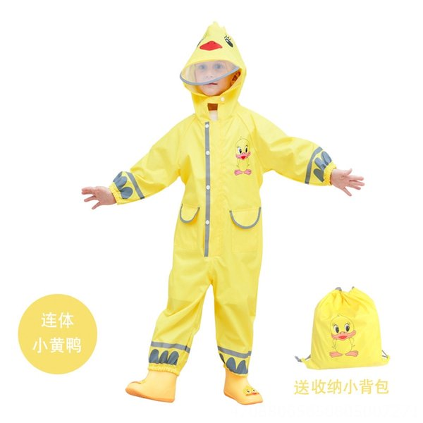 Yellow Duck-Overall