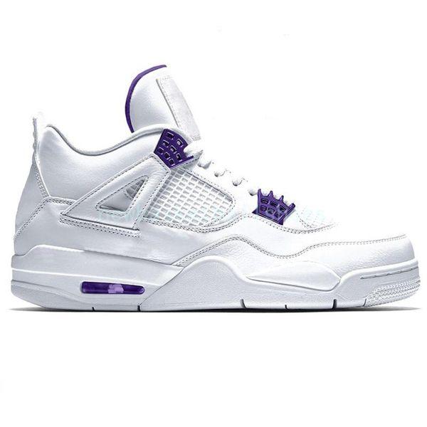 # 6 violet métallique