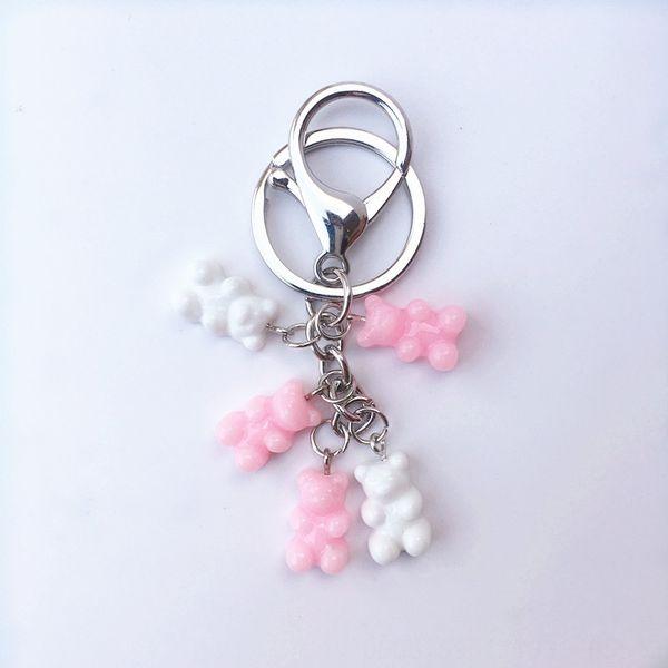 Solido rosa + bianco