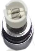 4-Двойной керамический фитиль катушки