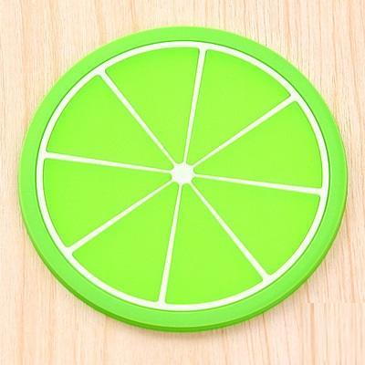 Verde naranja