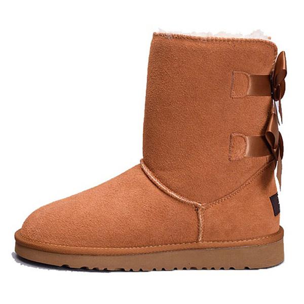 B Bows Half Boots (1)
