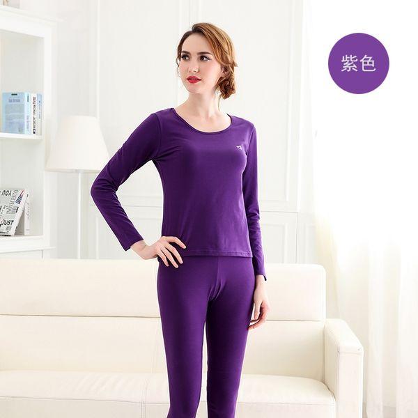 púrpura femenina