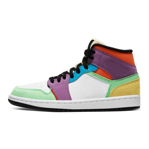 1s Multi-Color