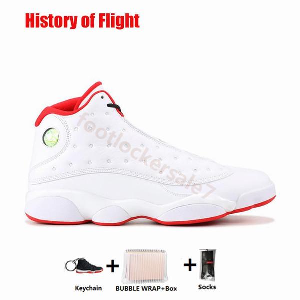 Flight 13s-Tarih