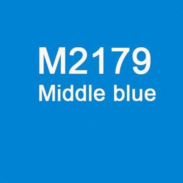 middle blue small 7x7cm 14pcs