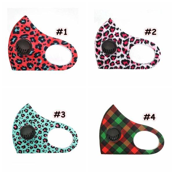 Disegno del leopardo (i colori della miscela)