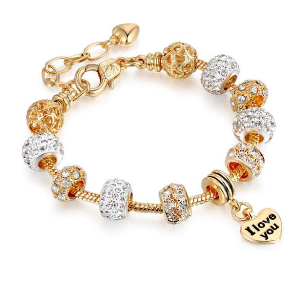 best selling Fashion 925 Reflexions bracelets Engraved Fit Pandora style Jewelry Female Mesh Chain You can mix size