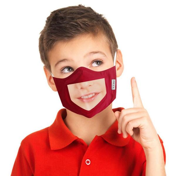 Kid vermelho