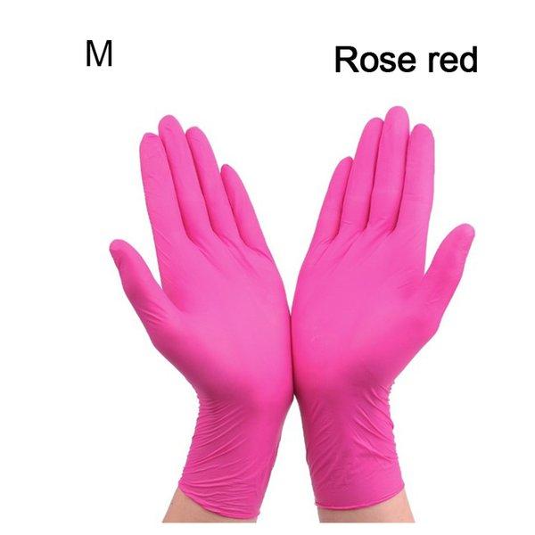 Rose vermelho M
