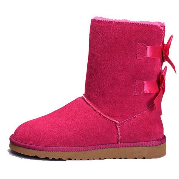 B Bows Half Boots (5)