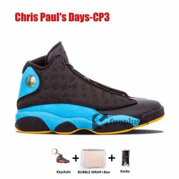 13s--ChrisPaul's Days