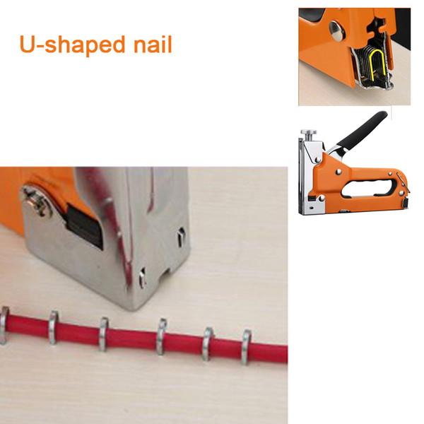 U-shaped nail