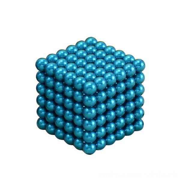 5mm aqua blue