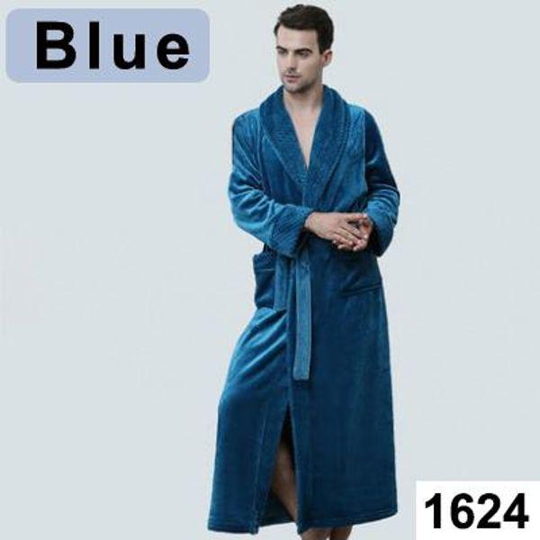 Homens Azul