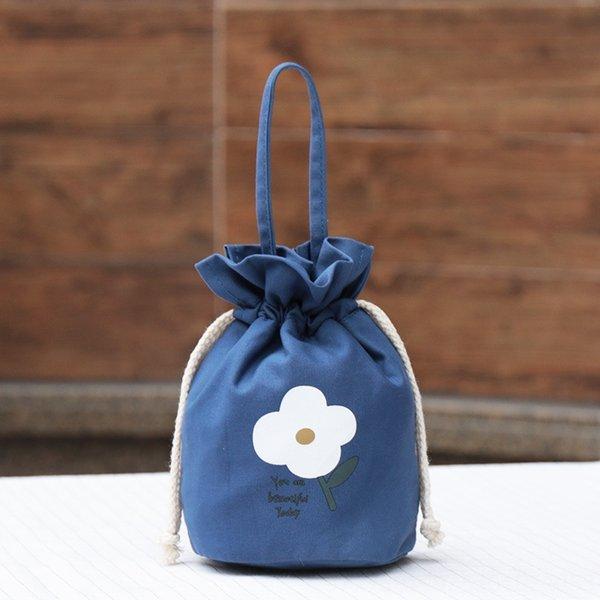 P11 flor azul oscuro