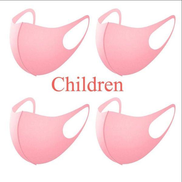 rose de l'enfant