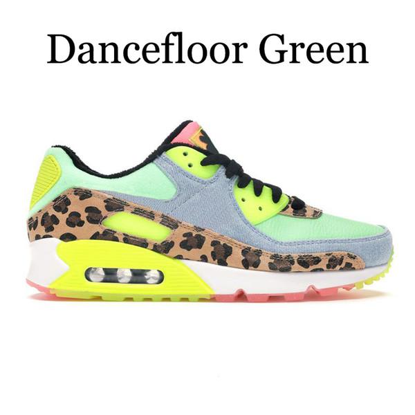 DanceFloor Green 36-40.