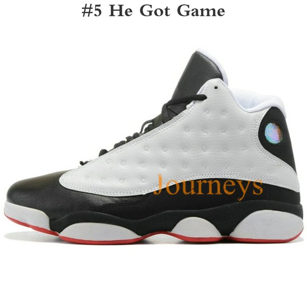 #5 He Got Game