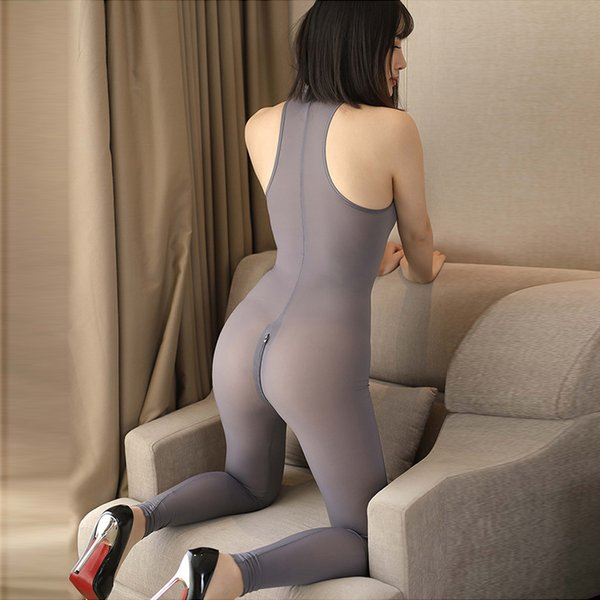 Gray Jumpsuits